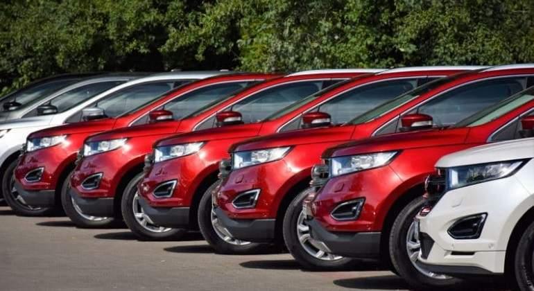 Clasificación de automóviles