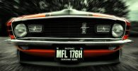 mustang clasico