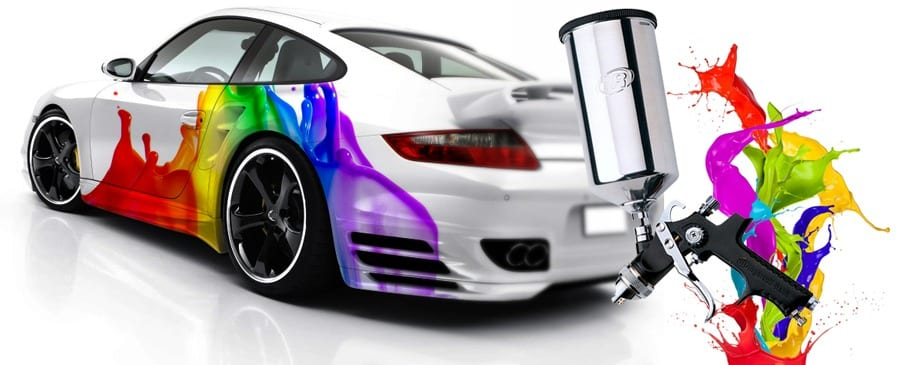 pintura para autos