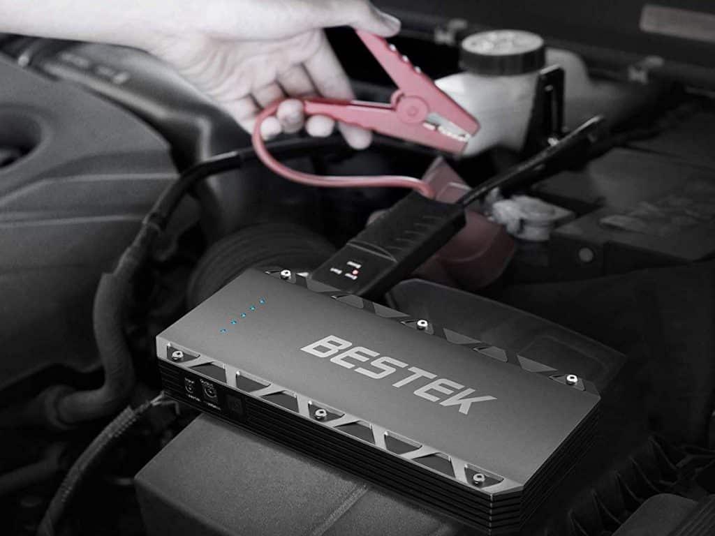 arrancador de baterias para coche profesional