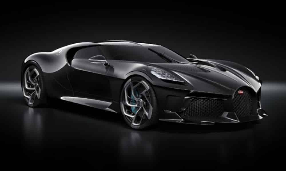 el carro mas caro del mundo 2019