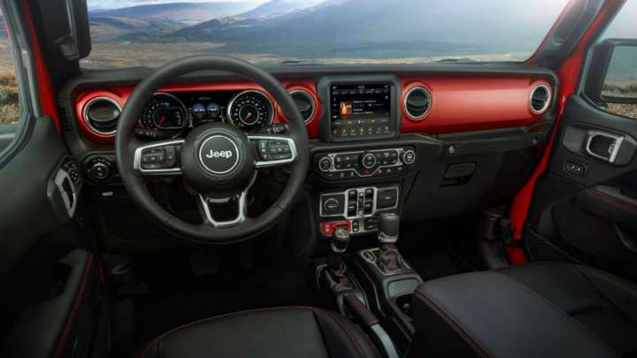 pick up jeep 2020