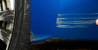 reparador de arañazos de coche