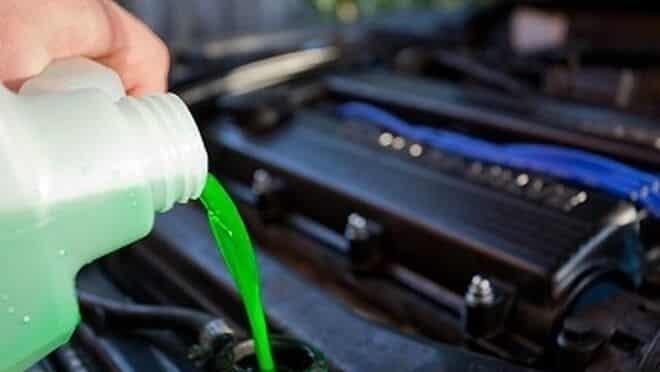 liquido anticongelante para autos